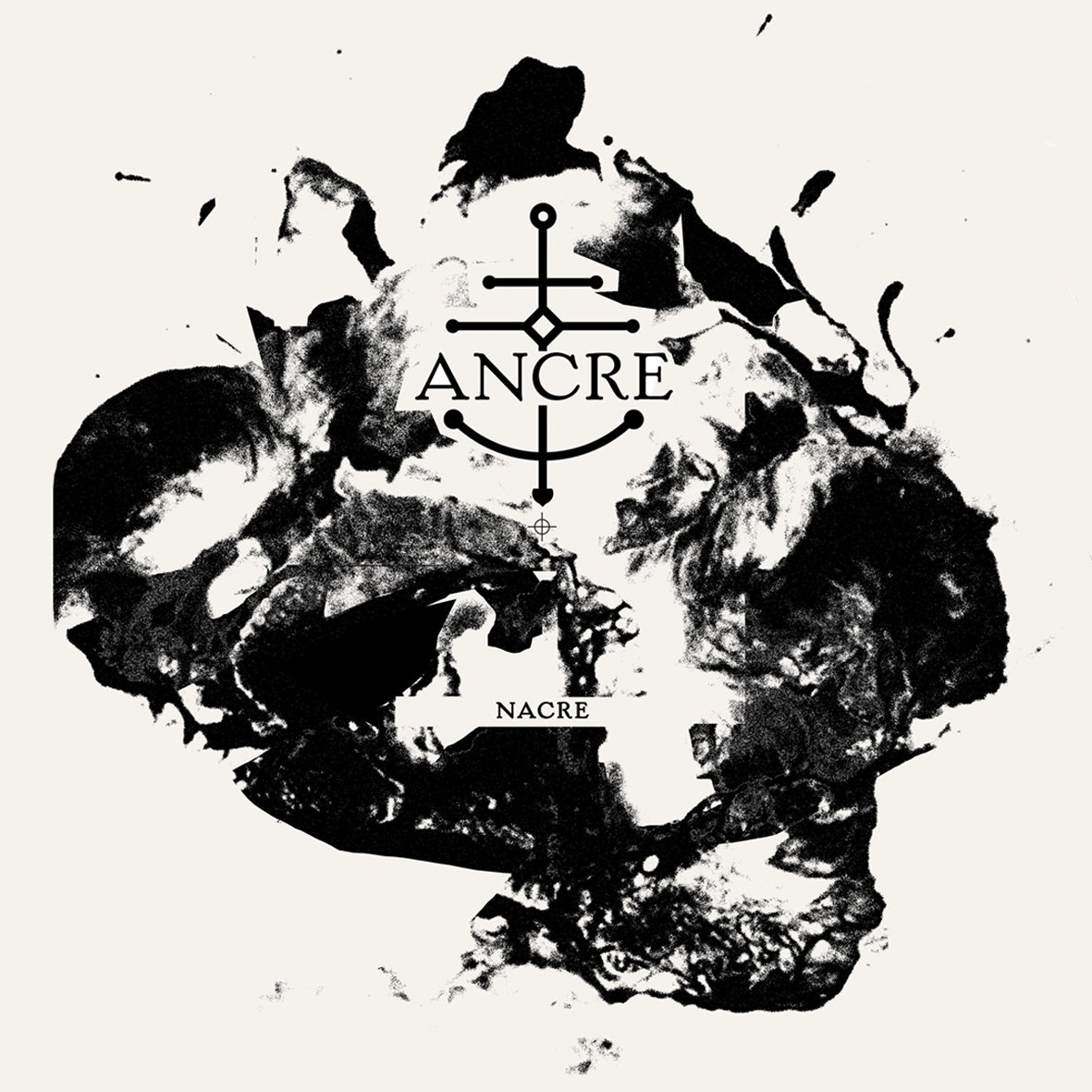 "ECHO 010 | ANCRE nacre 12"" one sided"